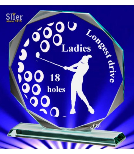 Elania Jade Recognition Golf